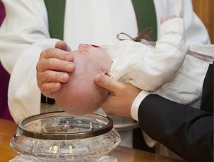 Traditionelle Taufgeschenke
